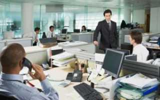 Условия допуска к самостоятельной работе на производстве