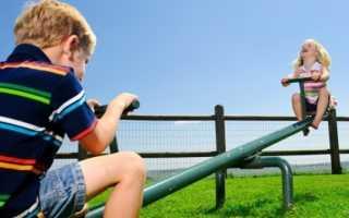 Развод со спором с кем останется ребенок
