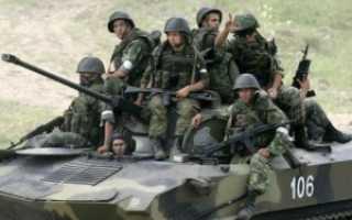 Увольнение из вооруженных сил РФ военнослужащего по контракту