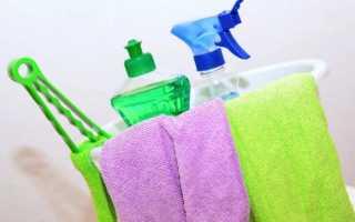 Нормы расхода моющих средств по санпину