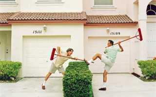 Что делать, чтобы сосед убрал теплицу и доски с участка общедомовой собственности?