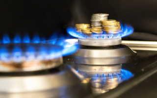 На сколько подорожает газ природный в 2020 году