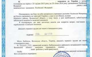 Как проехать таможню из россии в украину