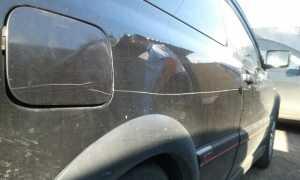 Что предпринять, если мою машину поцарапали во дворе?