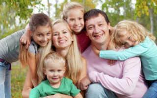 Сколько соток дают многодетным семьям
